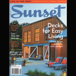 Sunset August 2006 Cover